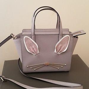 Kate Spade crossbody bunny purse